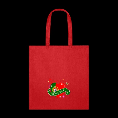 Portuguese Princess designs - Tote Bag