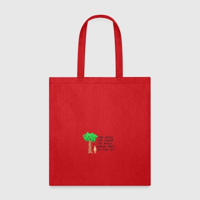 Law of Gravity - Tote Bag