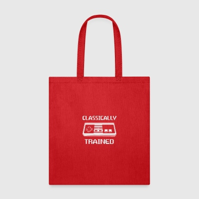 Trained Cyber System - Tote Bag