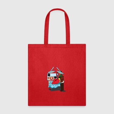 Healing A Broken Heart - Tote Bag