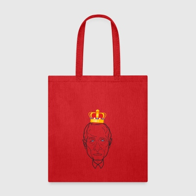 Mini Crown Putin - Tote Bag