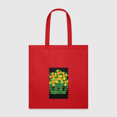 Sunflower bloom - Tote Bag