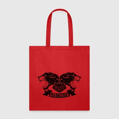 Panther Strength - Tote Bag