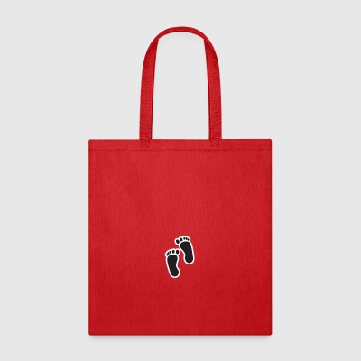 Foot - Tote Bag