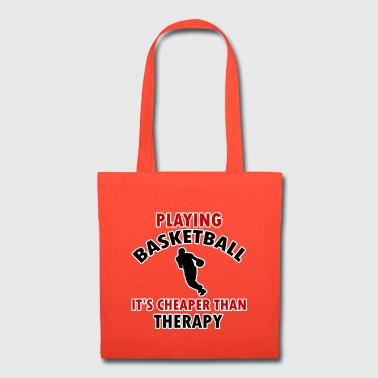 basketball design - Tote Bag