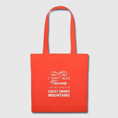 Great Smoky Mountains Shirt - Tote Bag