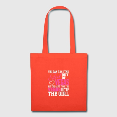 Proud Vegas Girl Shirt - Tote Bag