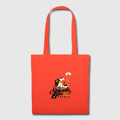 STREET SPORT Basketball - Tote Bag
