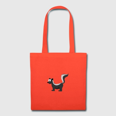 Cartoon Skunk - Tote Bag