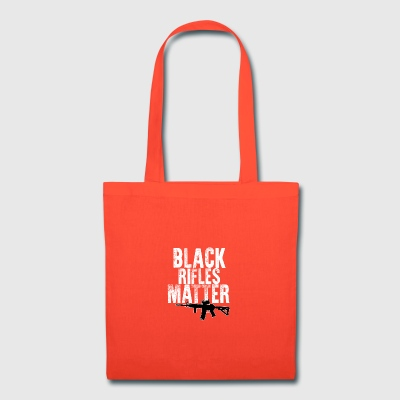 Black Rifles Matter - Tote Bag
