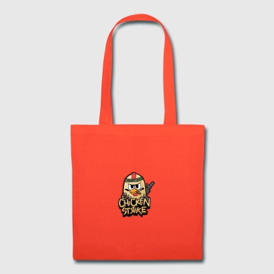 Chicken Strike - Tote Bag