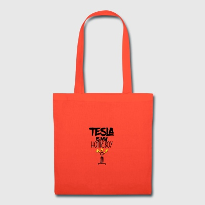 Tesla fan - Tote Bag