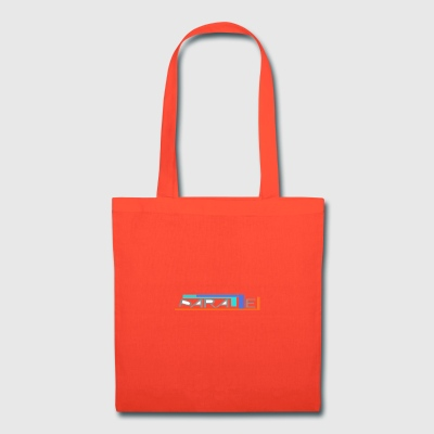 Parallel design, you can find your balance - Tote Bag