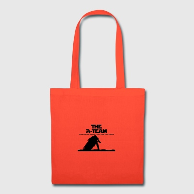 Lightsaber meets backyard baseball - Tote Bag