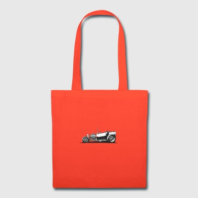 classic_cabriolet_car - Tote Bag