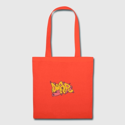 differ_graffitit_yellow - Tote Bag
