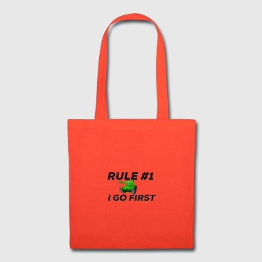 Tank Goes first! - Tote Bag