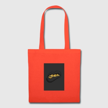 gold teeth grill - Tote Bag