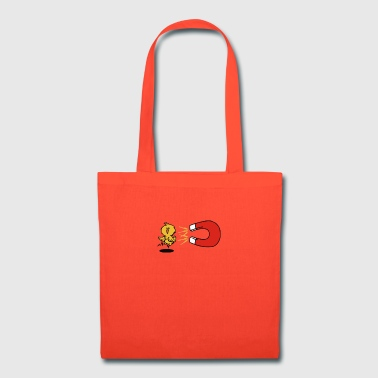 chick Withdrawn magnet - Tote Bag