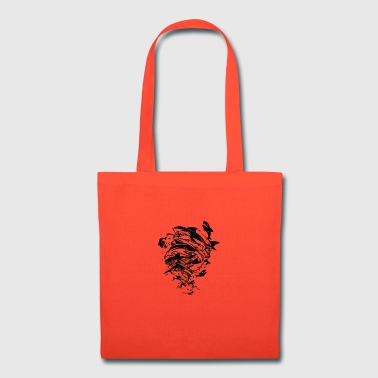 Sharks In A Tornado - Tote Bag
