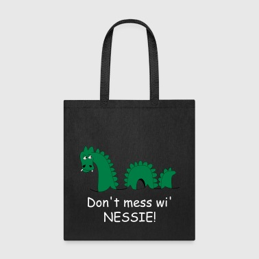 Loch Ness Monster, affectionately known as Nessie! - Tote Bag