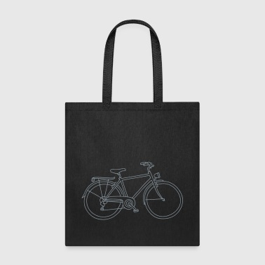 Bicycle - Tote Bag