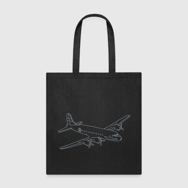 Airplane - Tote Bag