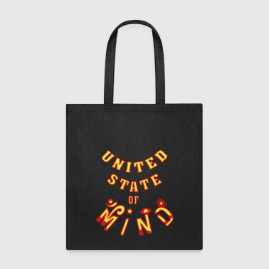 United State of Mind - Tote Bag