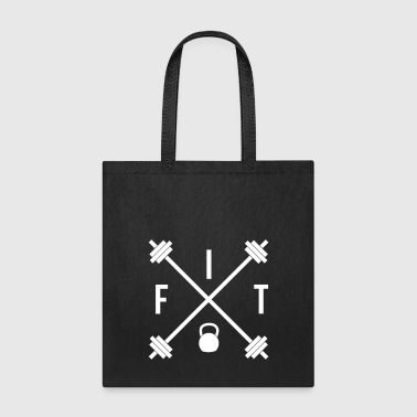 Hipster Fit  - Tote Bag