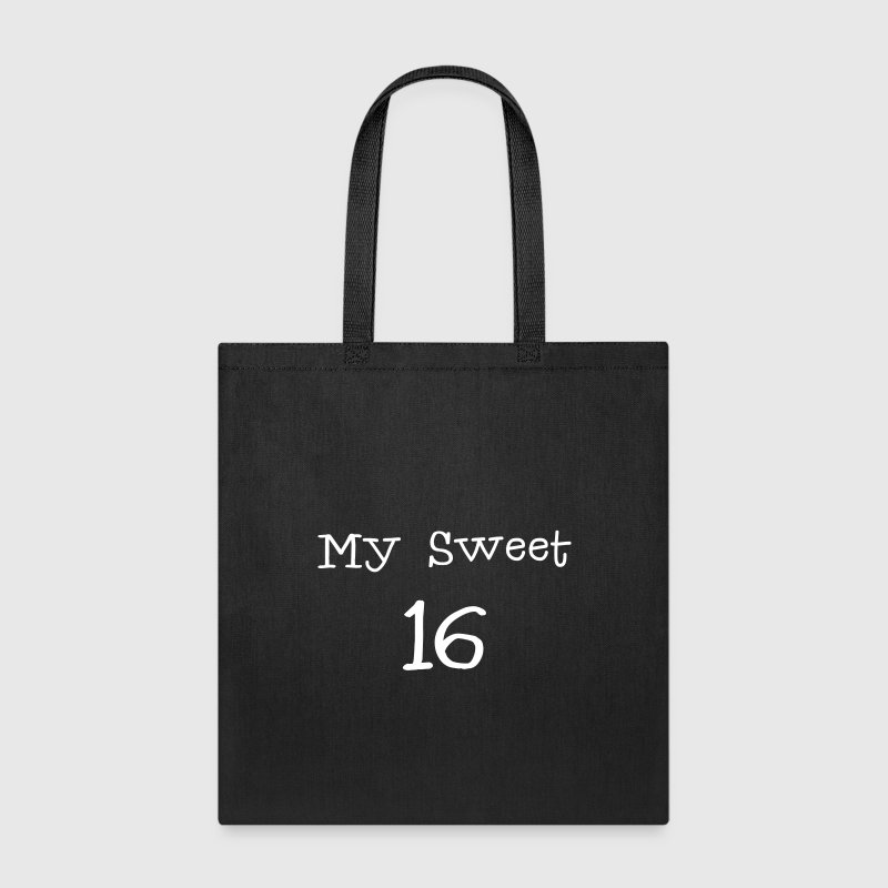My sweet 16 Sixteen Birthday 1c - Tote Bag