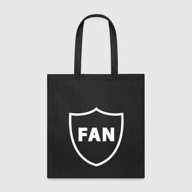 The Fan - Tote Bag