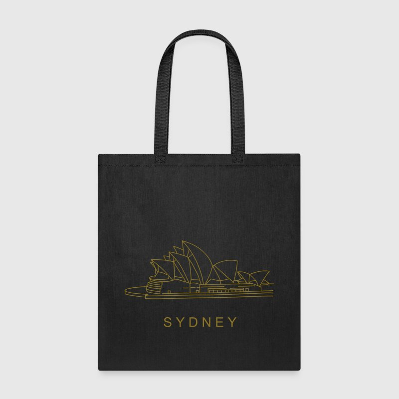 Opera House in Sydney - Tote Bag