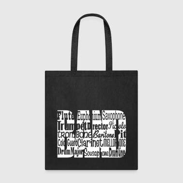 Marching Band - Tote Bag