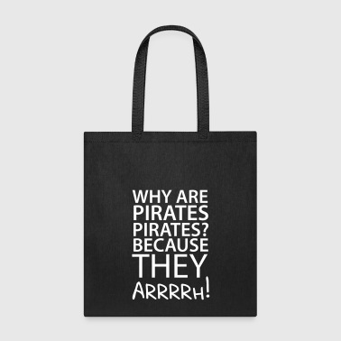 Pirates - Tote Bag