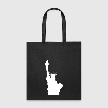 Statue of Liberty, Lady Liberty - Tote Bag