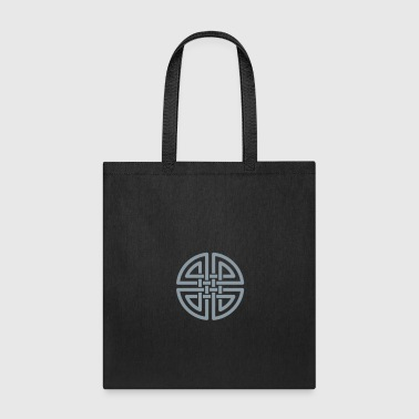 Celtic knot circle - Tote Bag