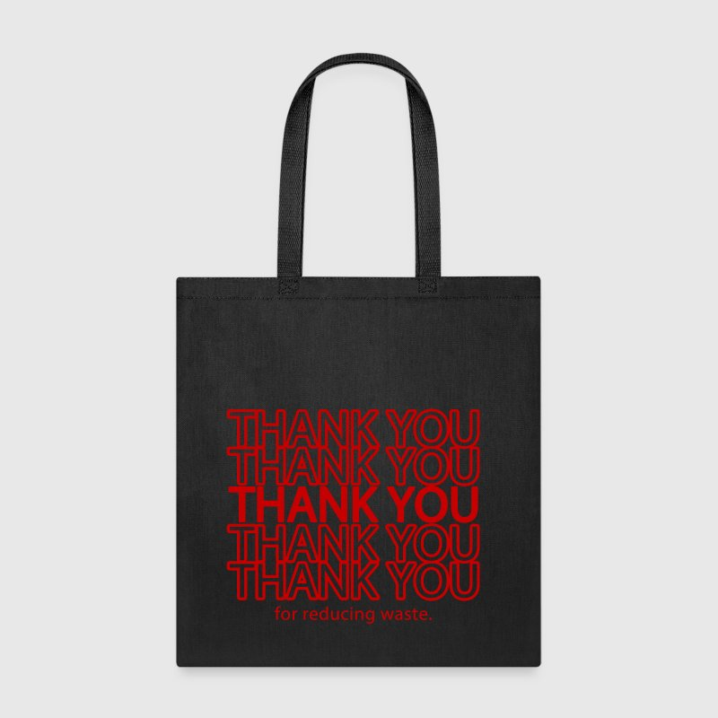 Thank You Eco-Friendly  - Tote Bag