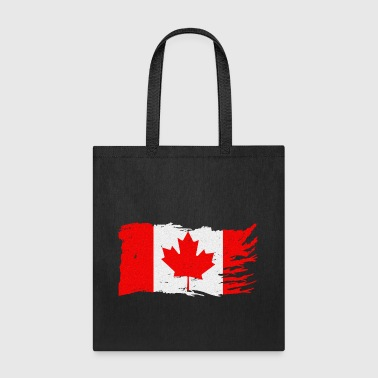 CANADA STRONG FLAG - Tote Bag