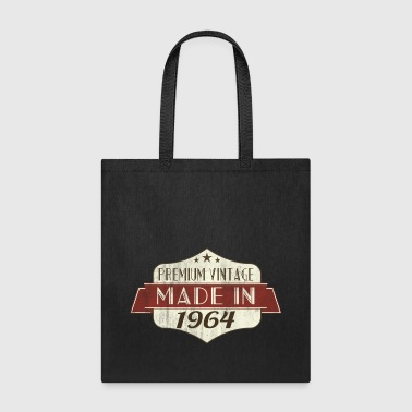 Vintage 1964 50th Birthday - Tote Bag
