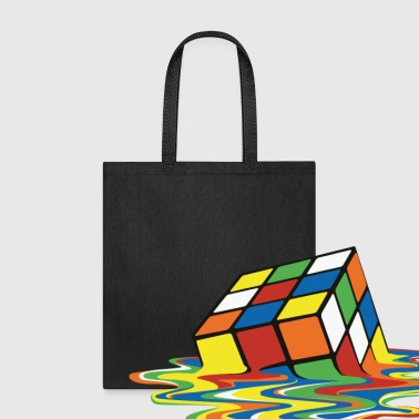 meltingcube - Tote Bag