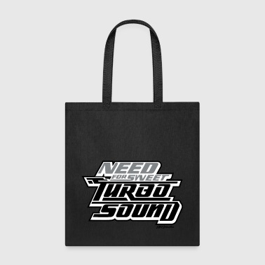 Need For Sweet Turbo Sound - Tote Bag