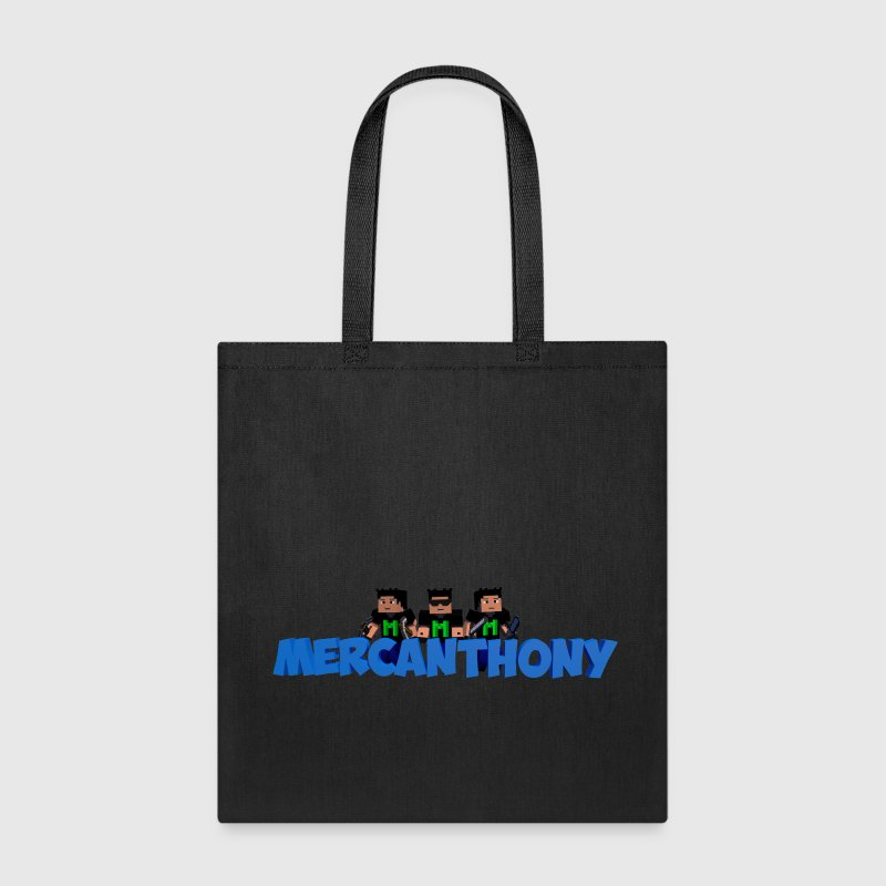Minecraft Mercanthony Women's Classic  T-Shirt - Tote Bag