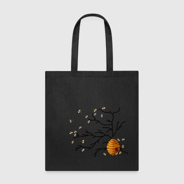 Honey Bees - Tote Bag