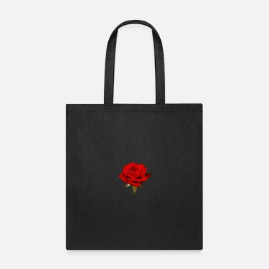Rose A Rose is a Rose - Tote Bag