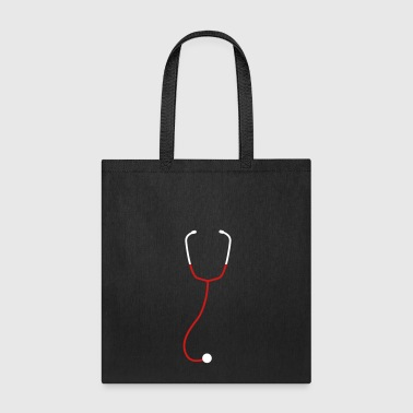 stethoscope - Tote Bag