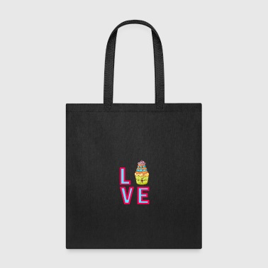 Pastry Chef Cupcake Muffin Bakery Cake Candy Sweets Cookie - Tote Bag