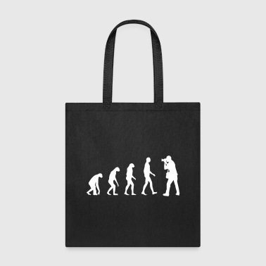 photography evolution - Tote Bag