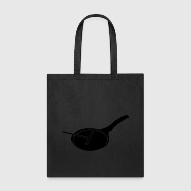 pan for crepes_cs4 - Tote Bag
