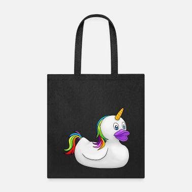 Fucky duck unicorn - Tote Bag
