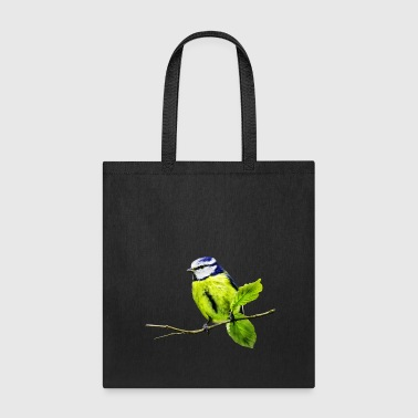 Blue Tit - Tote Bag